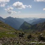 Panorama dal Col d'Olen