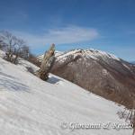 Serra del Prete dalla cresta Nord di Monte Pollino