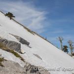La cresta Nord di Monte Pollino