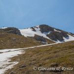 Lungo la Cresta Nord di Monte Pollino