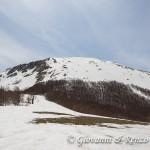La spalla Nord di Monte Pollino