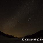 Cielo stellato a Colle Gaudolino