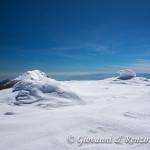 La vetta di Monte Pollino