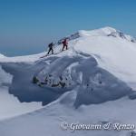 Al nevaio di Monte Pollino