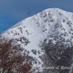 Il Valangone visto dalla Serra del Prete