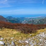 Panorama da La Calvia