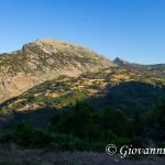 Timpa di San Lorenzo e Falconara da San Lorenzo Bellizzi