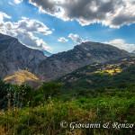 Panorama da San Lorenzo Bellizzi