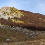 Panorama a 360° dalla Conca dei Biscurri