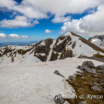 Il Monte Tartaro e alle spalle La Meta