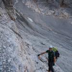 Sentiero alpinistico attrezzato Daniele Martinazzi