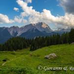 Cima di Val Strangola e Cima di Val Scura