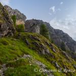 Verso il Passo di Val Formiga