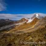 Il Gran Zebrù domina la Val Cedec