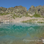 Lago bianco del Gelàs