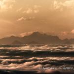 Panorami lontani dal rifugio Pagarì