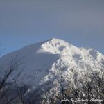 Monte Pollino in veste bianca