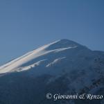 La nord di Monte Pollino