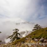 Serra Dolcedorme dalla cresta Sud di Serra delle Ciavole