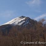 Monte Pollino e la sua cresta nord