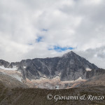 Monte Adamello e la vedretta del Venerocolo