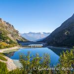 Lago Benedetto e lago d'Avio