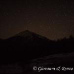 Monte Pollino sotto le stelle
