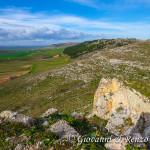 Panorama dalla rocca del Garagnone