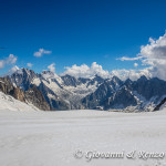 La Vallée Blanche dal Cul du Midi