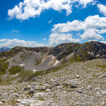 Panorama 360° dal Monte Ninna