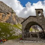 Altare ai caduti della Montagna Ai Brentei