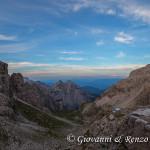 La Valle dei Massodi e il rifugio Tosa