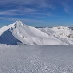 Maestoso panorama dal Colle dell'Orso
