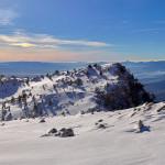 L'enorme dolina del monte Pollino