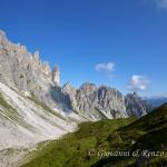 La Val di Suola dal passo omonimo