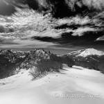 Serretta della Porticella tra Serra delle Ciavole e Monte Pollino
